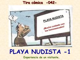 AGTC -042- Playa nudista -1-