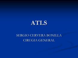 ATLS - clasemedicina
