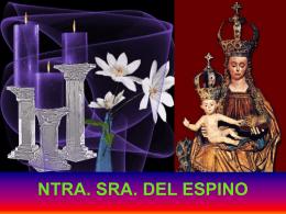 Monasterio del Espino - Mariologia Maria Virgen …