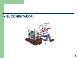 Computacion Basica - Bienvenidos al Departamento de