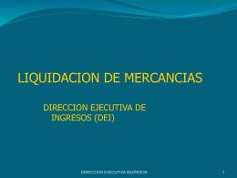 PRACTICA ADUANERA - Programa Nacional de Educacion …