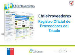 ChileProveedores
