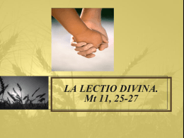 Diapositivas en blanco - Parroquia Miraflores de Tegucigalpa