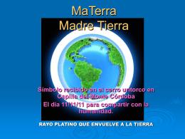 MaTerra Madre Tierra