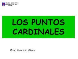 Diapositiva 1 - Profesor MAURICIO