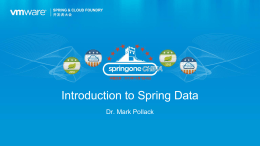 SpringSource 2GX 2009
