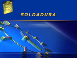 SOLDADURA - procesosunefa