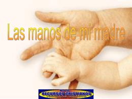 Las manos de mi madre - Devocionales Cristianos