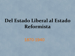 Costa Rica en el mundo EL ESTADO LIBERAL ( 1890
