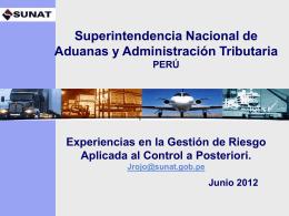 ESTADO DE LA GPGF - captac-dr.org