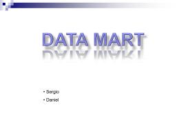 DATA MART - EXPOTABD
