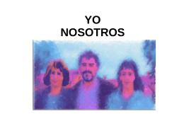YO NOSOTROS - INTEF