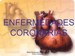 ENFERMEDADES CORONARIAS - cmc0910