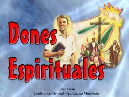 1. Mi conocimiento sobre dones espirituales es
