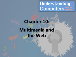 Understanding Computers, Chapter 1