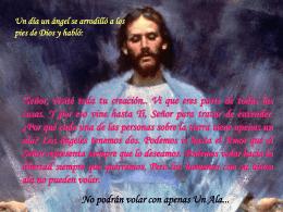 Pregunta a Dios - Web de la Iglesia de Cristo en Sevilla