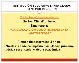 EVALUACION DE APRENDIZAJES EN EL AULA DE CLASE.