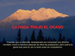 Dios dice... - Bienvenid@ a RedEstudiantil.com