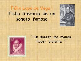 Lope de Vega - XTEC