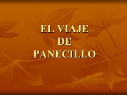 EL VIAJE DE PANECILLO