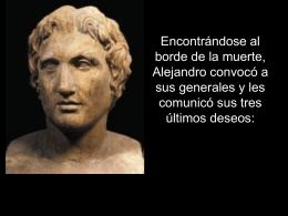 Alejandro MagnoE