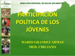MODELO DE GESTION SANITARIA REGIONAL