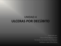 Ulceras por decubito - coord-5to