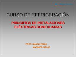 CURSO DE REFRIGERACION REFRIGERANTES Y EL …