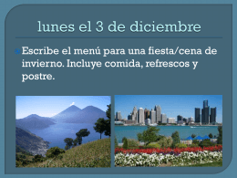 lunes el 5 de diciembre - Higley Unified School District