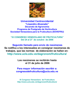 "Universidad Centroccidental ""Lisandro Alvarado"" Decanato"