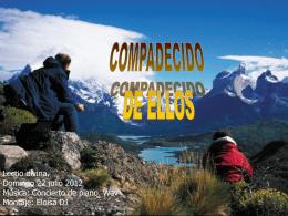 COMPADECIDO DE ELLOS