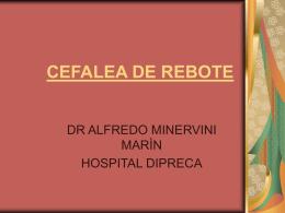CEFALEA DE REBOTE