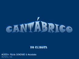 CUANDO EL CANTABRICO SE ENFADA