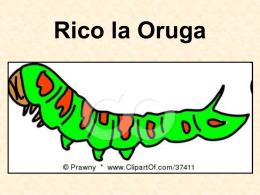Rico la Oruga