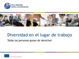 Diversity ES - Social Mobility Model