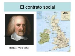 El contrato social - filosofiajosefinas