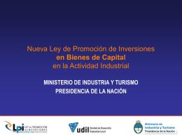 Nueva LPI - Fundacion para el Desarrollo Regional