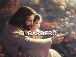 EL BARBERO - PresentacionesWeb
