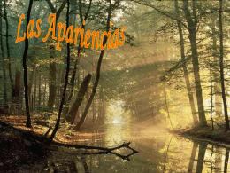 Las apariencias - Devocionales Cristianos