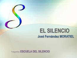 EL SILENCIO - Dominicos