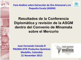 2 ASGM Global Forum