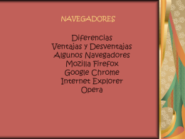 NAVEGADORES - navegandosinvelas
