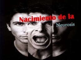 Nacimiento de la Neurosis