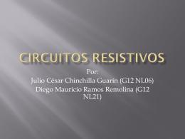 Circuitos Resistivos - fisica1000017