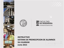 Diapositiva 1 - FIUBA | Facultad de Ingenieria