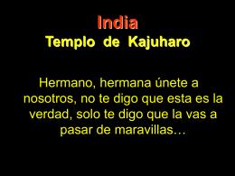 India Templo de Kajuharo