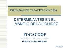 COEFICIENTE DE CONCENTRACION BANCO: CUENTA …