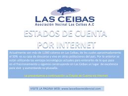 Diapositiva 1 - Las Ceibas Residencial