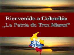 Donde esta Colombia?