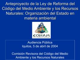 LO AMBIENTAL ESTA EN... - ::Instituto de Investigaciones